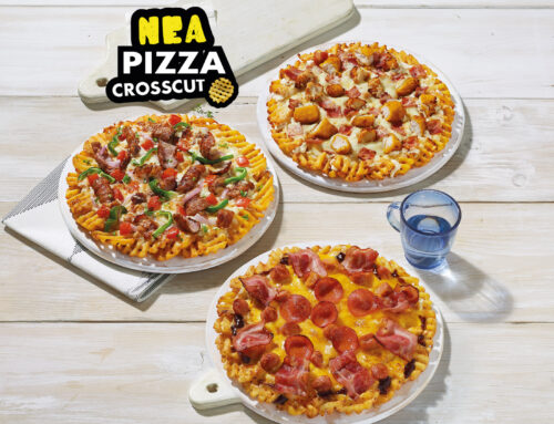 ΝΕΑ Pizza Crosscut