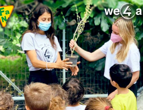 We4All – This planet, Our home!